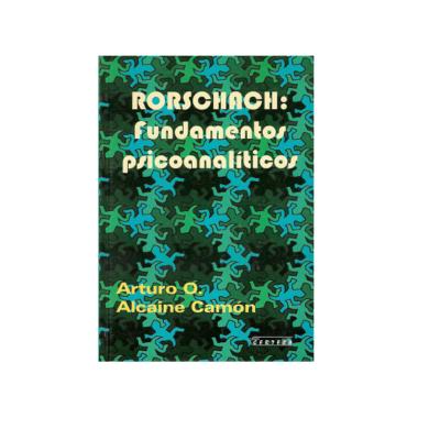 portada libro Fundamentos psicoanalíticos, Rorschach